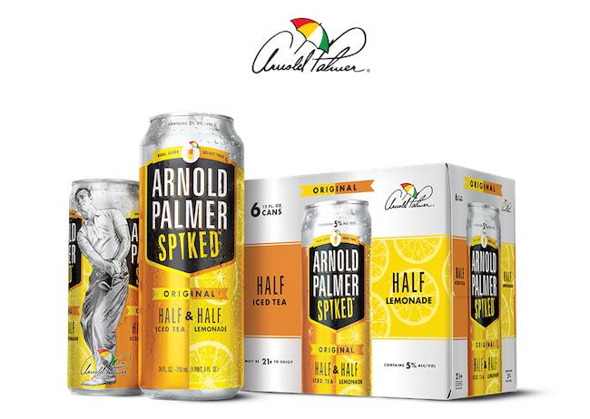 Arnold Palmer Spiked Half And Half