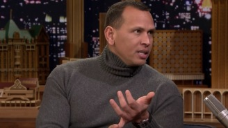 A-Rod Discusses Being Hired By ESPN's 'Sunday Night Baseball' And Why He Sides With Women On 'Shark Tank'