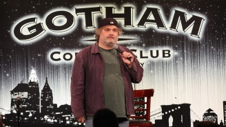 Artie Lange Claims He Is One Month 'Clean And Sober' After Near-Fatal Drug Addiction