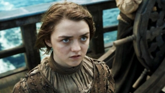 Maisie Williams Says She Didn't Actually Say 'Game Of Thrones' Is Returning In April 2019
