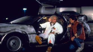DeLorean Motor Company Will Start Making Their 'Back To The Future' Car Again This Year