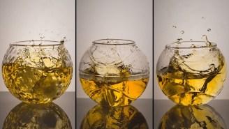 Your Home Bar Needs These Basketball, Baseball, And Golf Ball Whiskey Glasses