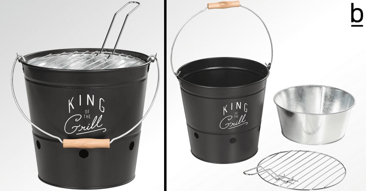 barbeque bucket gentlemens hardware