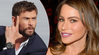Chris Hemsworth, Sofia Vergara Winning At Life, On Snow And Sand, Lead Today's Best Celebrity Instagrams