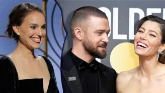 Natalie Portman Joining Social Media, JT Winning At Life Lead Today's Best Celebrity Instagrams