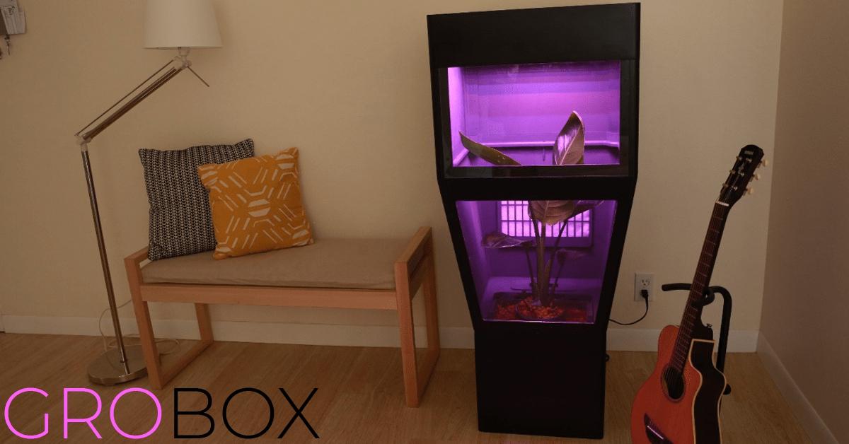 best indoor garden growbox
