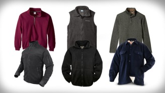 15 Of The Best Men's Fleece Tops To Keep You Warm And Looking Sharp