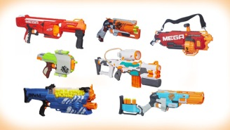 The 15 Best Nerf Guns For Sale Right Now