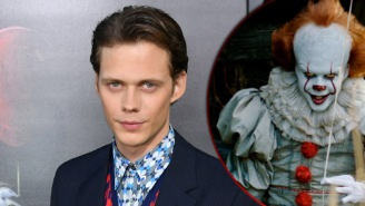 Bill Skarsgård Had Freaky Nightmares About Pennywise After Playing The Demonic Clown In 'IT'