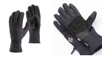 These Touchscreen Gloves Are Made From Comfy And Stretchy Polartec Fleece To Keep You Warm