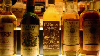 Who Needs The Stock Market When You Can Invest In Rare Whiskeys Instead?