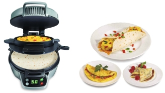 Save Time And Dinero With This Handy Breakfast Burrito Maker