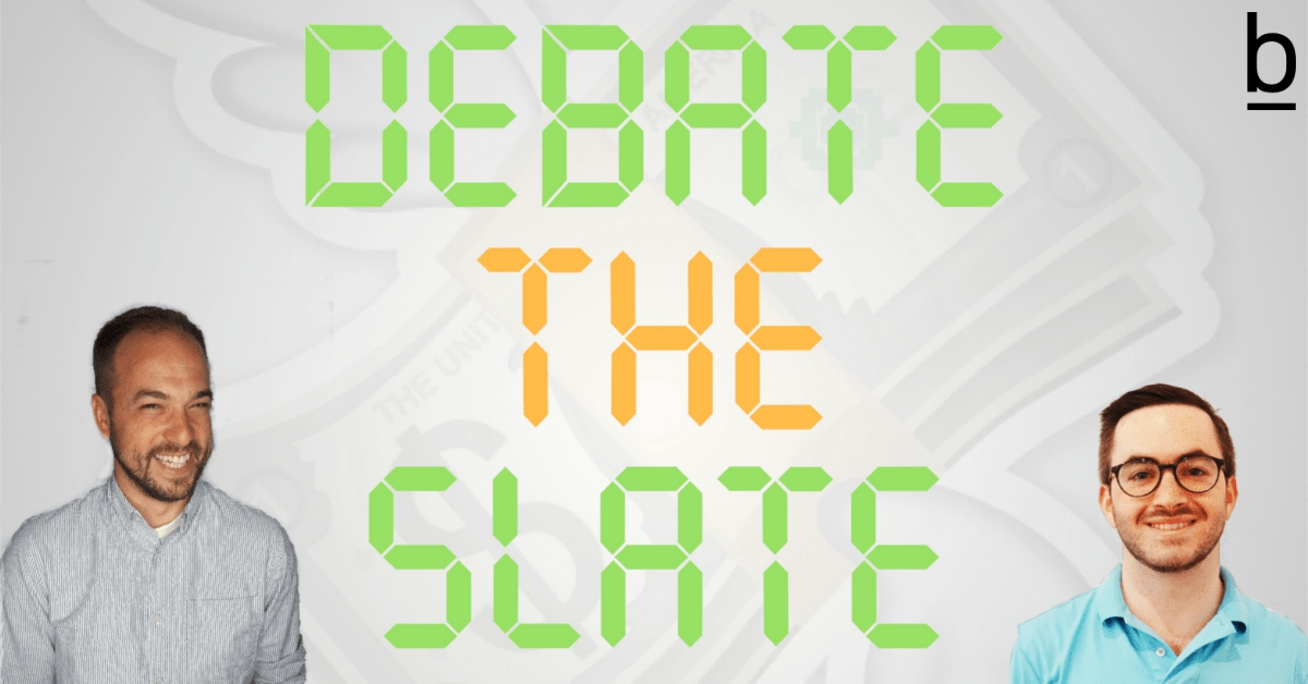 brobible debate the slate