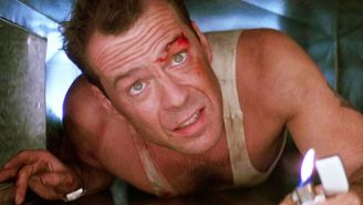 The Glasgow Film Festival's 'Die Hard' Pop Up Will Let You Channel Your Inner John McClane