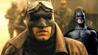 Christian Bale Still Hasn't Seen Ben Affleck Play Batman, And His Reason Why Is Surprising