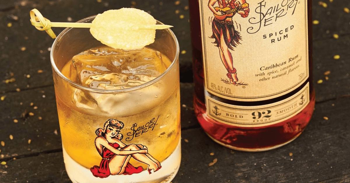 classic cocktails sailor jerry