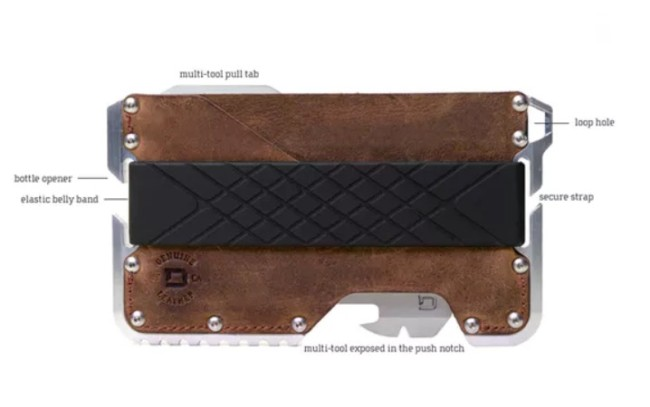 Dango Products Tactical Multitool Wallet
