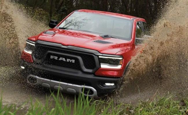 dodge 2019 ram 1500
