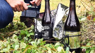 Dogfish Head To Release A Limited 'Survival Beer' Sold With A Swiss Army Knife And Thermal Blanket