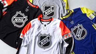 adidas Just Released The 2018 NHL All-Star Hockey Jerseys As A Sick Tribute To The State Of Florida