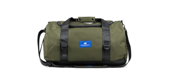 EDC Bag alpine-division-north-fork-duffel-green