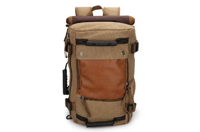 EDC Bag rucksack-canvas-backpack