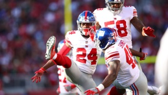 Eli Apple Rants At Fans On Twitter That He's Getting Paid, DGAF; Odell Beckham Advises Him To STFU