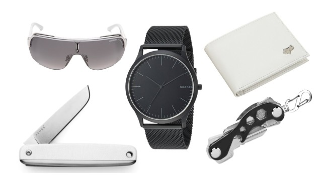 Everyday Carry Black And White