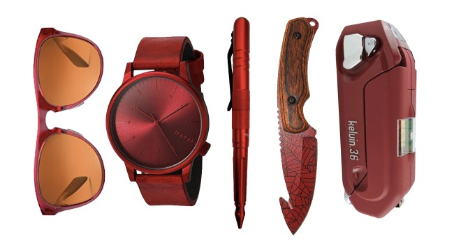 Everyday Carry Crimson