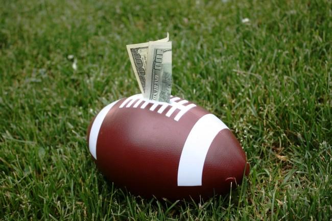 fantasy football winnings investing