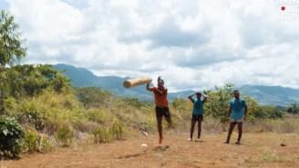 The Elite Rugby Players Of Fiji's Yamacia Rugby Club Train Like Rugged Beasts