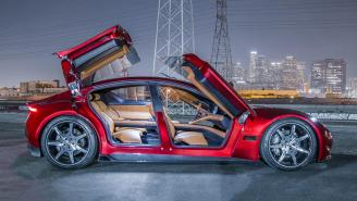 CES 2018: All-Electric Fisker EMotion To Challenge Tesla With 400-Mile Range, 161 MPH Top Speed