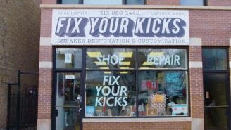 This Third Generation Cobbler In Chicago Will Keep Your Classic Sneakers Fresh AF