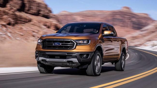 Ford Ranger 2019 photos