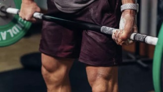 These Gym Shorts From 'Ten Thousand' Are About To Be Your Favorite Workout Shorts Of All-Time
