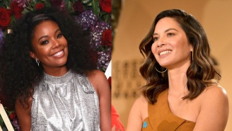 Gabrielle Union And Olivia Munn Rang In The New Year Together As One Should, By Hitting The Beach