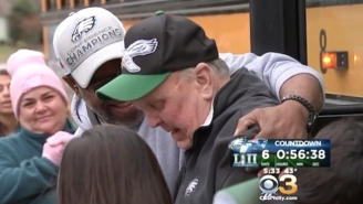 Philadelphia Community Raises $5,000 To Send Beloved Bus Driver And His Wife To Super Bowl LII