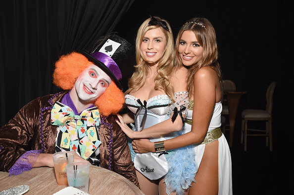 attends the Casamigos Halloween Party at a private residence on October 28, 2016 in Beverly Hills, California.