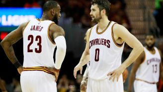 Report Suggests Cavs Will Explore Blockbuster Trade Involving Kevin Love In An Effort To Keep LeBron James