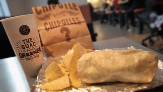 A Guy Named Bruce Wayne Ate Chipotle For 426 Straight Days Without Getting Deathly Ill