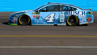 Kevin Harvick Talks Busch's 500 For 500 Promotion For Daytona, Danica's Last NASCAR Race