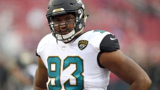 Jaguars' Calais Campbell Predicted Exact Score For Jags-Steelers Game One Week Ago
