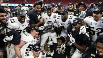 UCF Continues To Troll The College Football World With 'National Championship' Rings