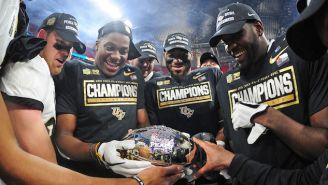 Florida House Bill Approves 'UCF National Champions' License Plate 113-0, Bama Fans Still Laughing