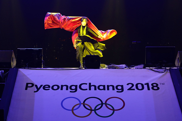SEOUL, SOUTH KOREA  PyeongChang 2018 Winter Olympic Games