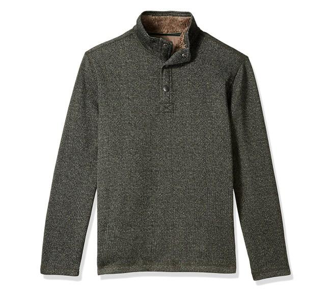 best men's fleece tops