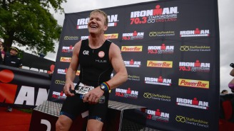 Gordon Ramsay Dropped 50 Pounds And Started Competing In Triathlons So His Wife Wouldn't Leave Him