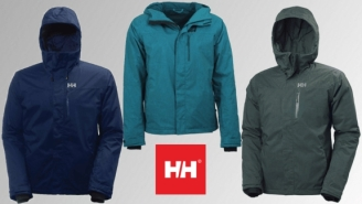 Helly Hansen's Vertigo Ski Jacket Is Perfect The Slopes, The Streets, And Your Savings Account