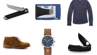 Here's How You Can Get 20% Off Your Entire First Order In Our Huckberry Shop!