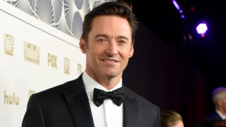 Hugh Jackman's Bewildered 'Losing Face' Was Easily The Best Meme Of This Year's Golden Globes